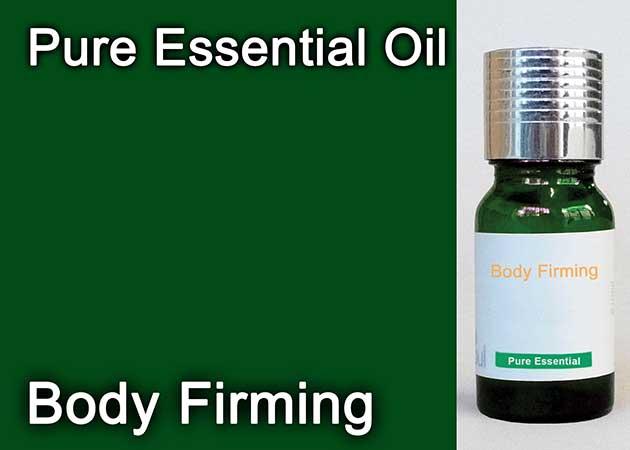 body firming essential oil