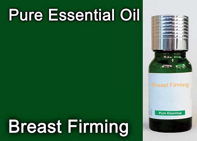 breast firming essential oil