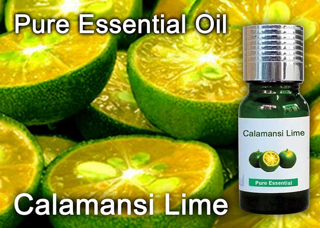 calamansi lime essential oil