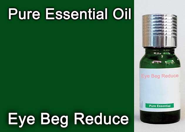 eye bag reduce essential oil