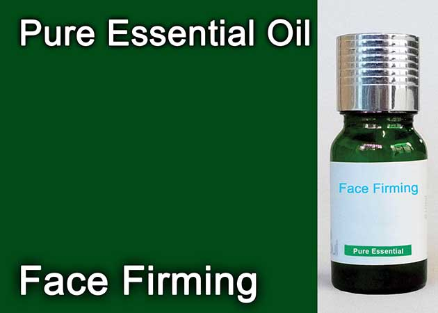 face firming essential oil