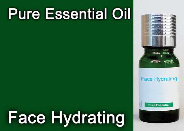 face hydrating essential oil