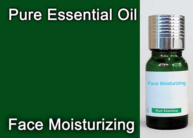 face moisturizing essential oil