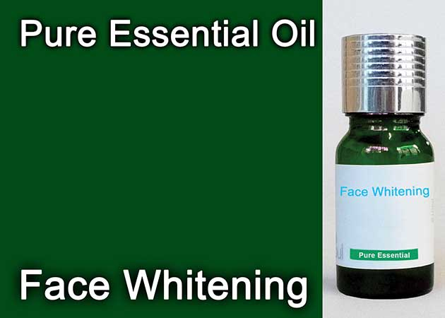 face whitening essential oil