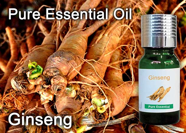 ginseng essential oil
