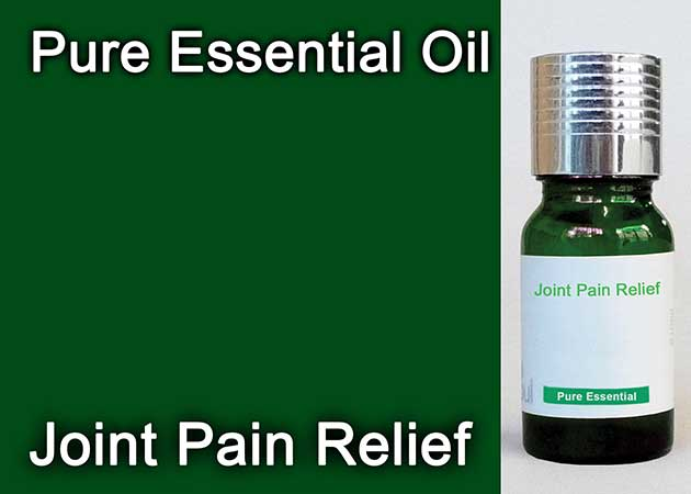 joint pain relief essential oil