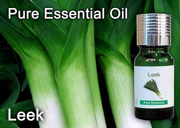 leek essential oil