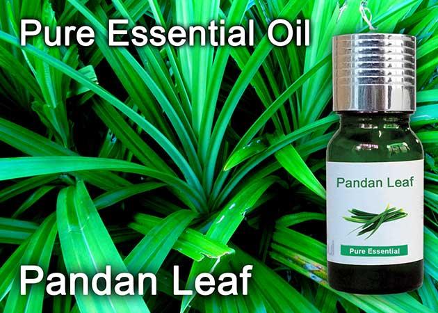 pandan leaf essential oil