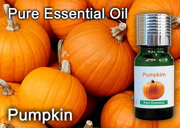 pumpkin essential oil