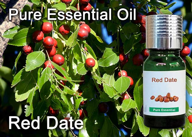 red date essential oil